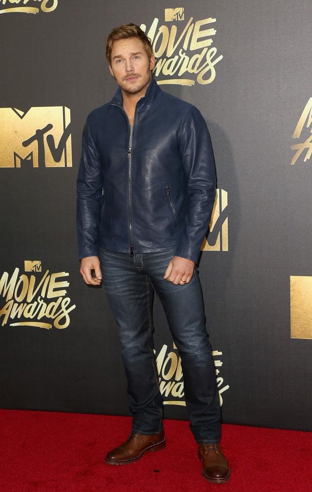 Chris Pratt, MTV Movie Awards 2016