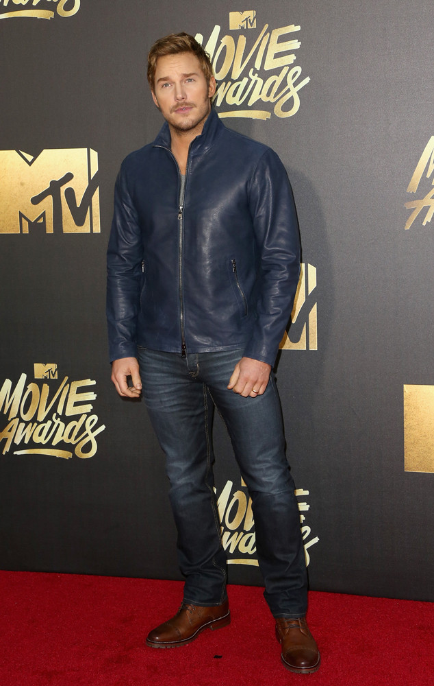Chris Pratt, MTV Movie Awards 2016