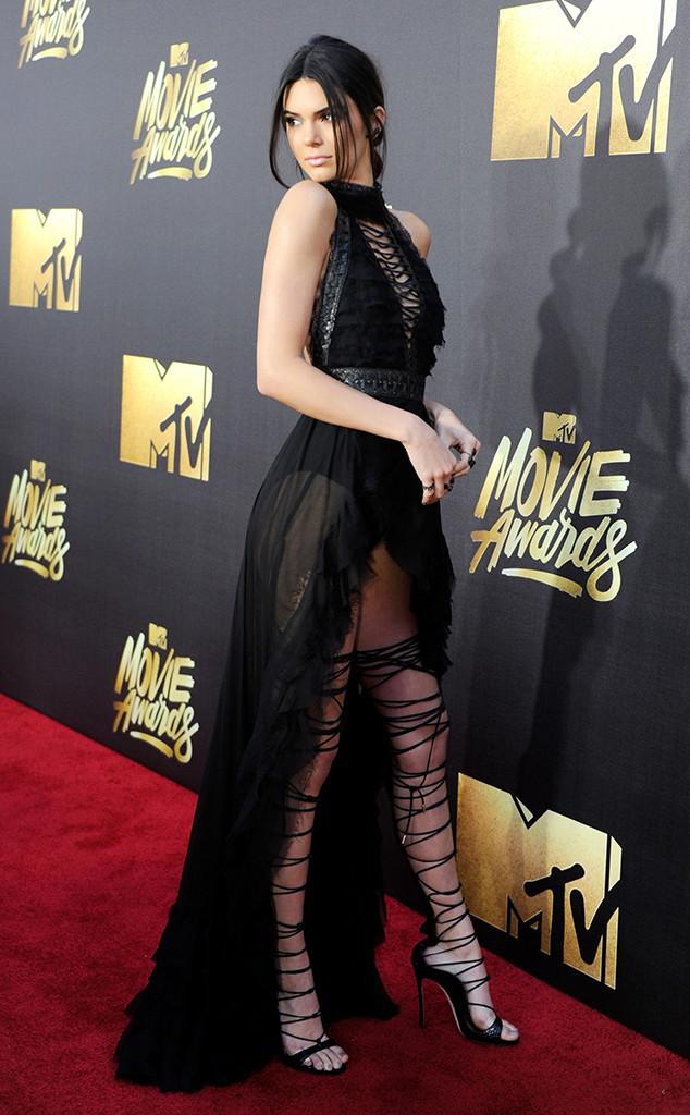 Kendall Jenner, MTV Movie Awards 2016