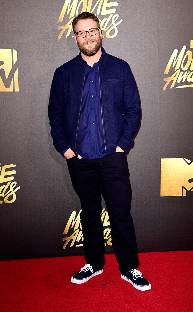 Seth Rogen, MTV Movie Awards 2016