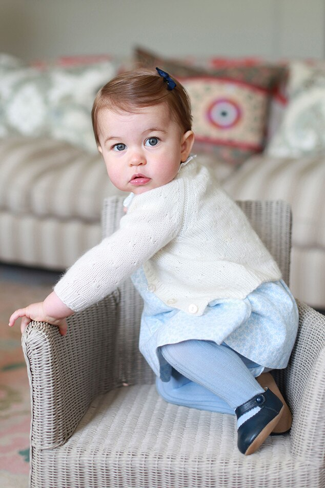 Princess Charlotte, Official Photo