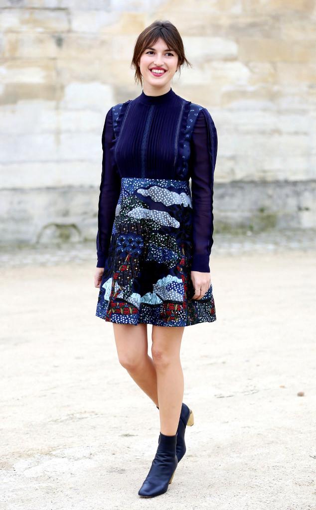 ESC: Jeanne Damas, Paris Style