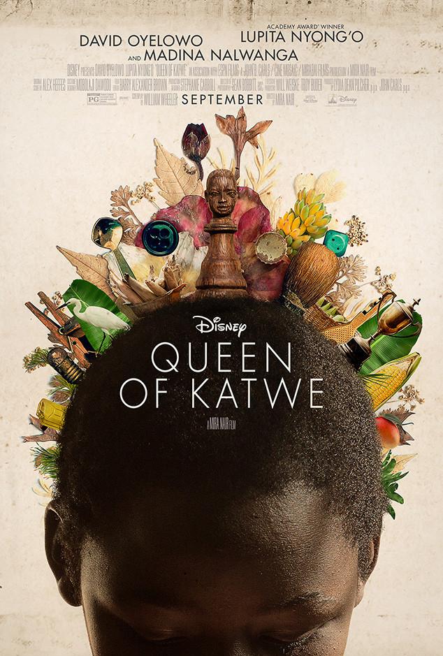 Queen of Katwe, Poster
