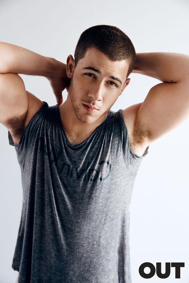 Nick Jonas,OUT Magazine