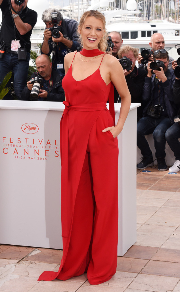 Blake Lively, Cannes 2016
