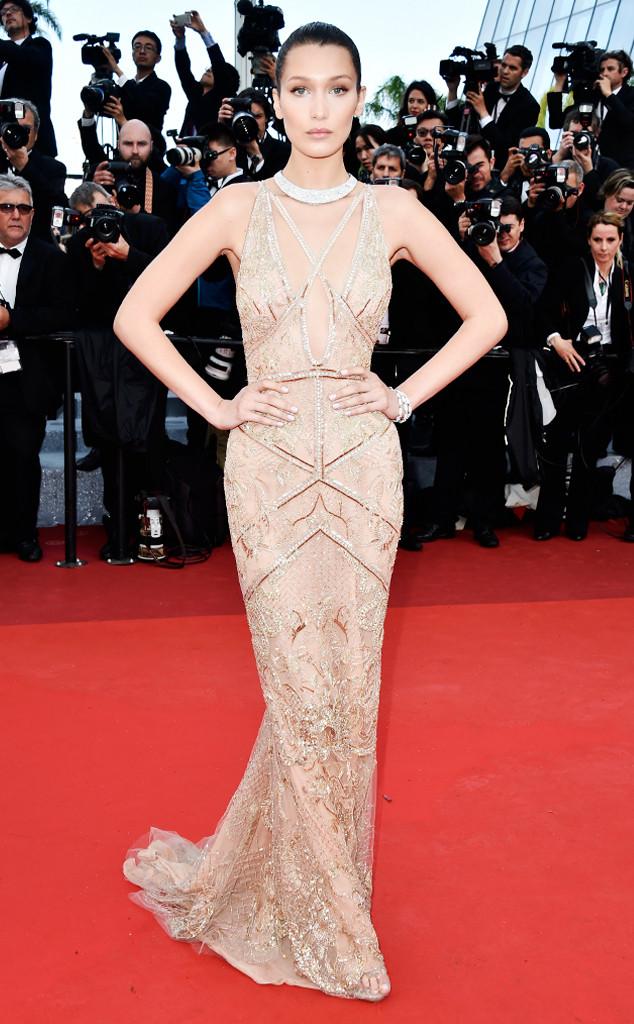 ESC: Cannes, Bella Hadid