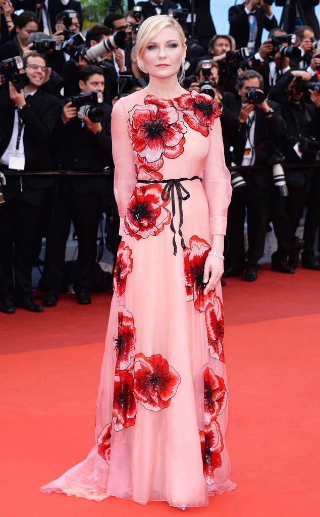 ESC: Cannes, Kirsten Dunst