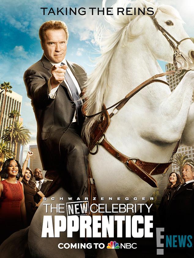 The New Celebrity Apprentice, Arnold Schwarzenegger