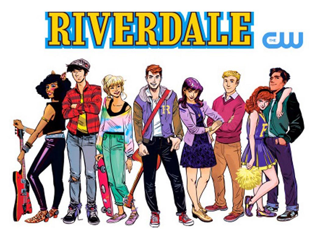 Riverdale, The CW