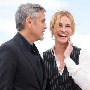 George Clooney, Julia Roberts, Cannes 2016