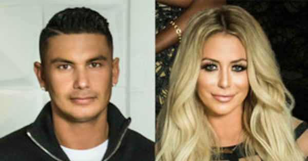 Aubrey ODay Was Not Into Pauly D After Their First
