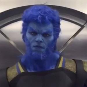 Nicholas Hoult, Beast, X-Men