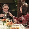 The Big Bang Theory, Judd Hirsch, Laurie Metcalf