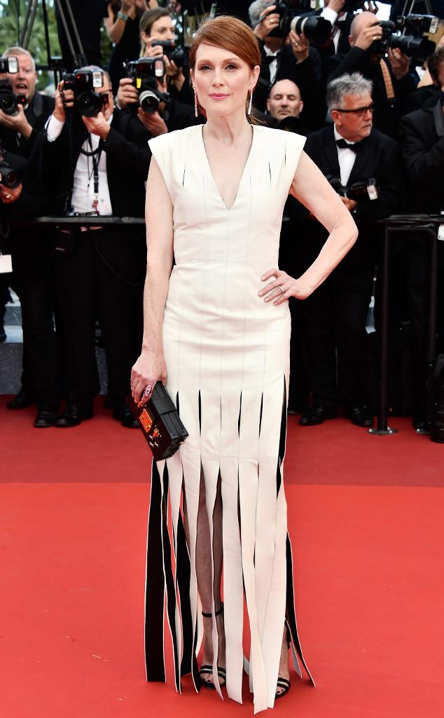ESC: Cannes, Julianne Moore, Slits