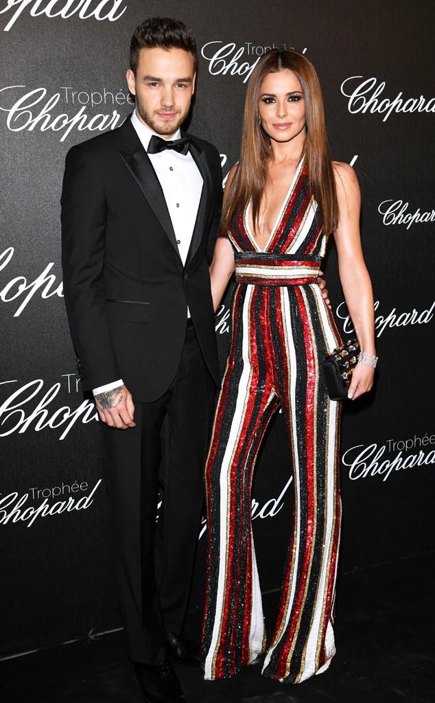 Cheryl Fernandez-Versini, Cheryl Cole, Liam Payne, Cannes 2016