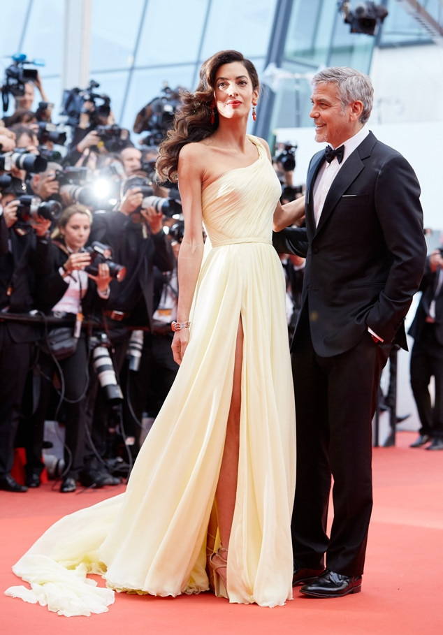 George Clooney, Amal Clooney, Cannes 2016