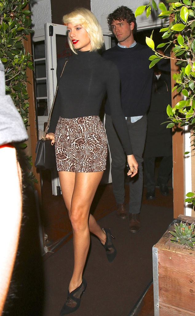 Taylor Swift Fashion Week