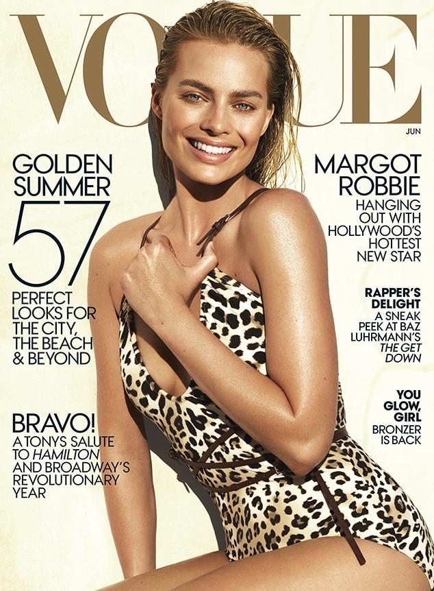 Margot Robbie, Vogue