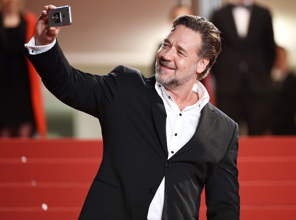 Russell Crowe, Cannes 2016