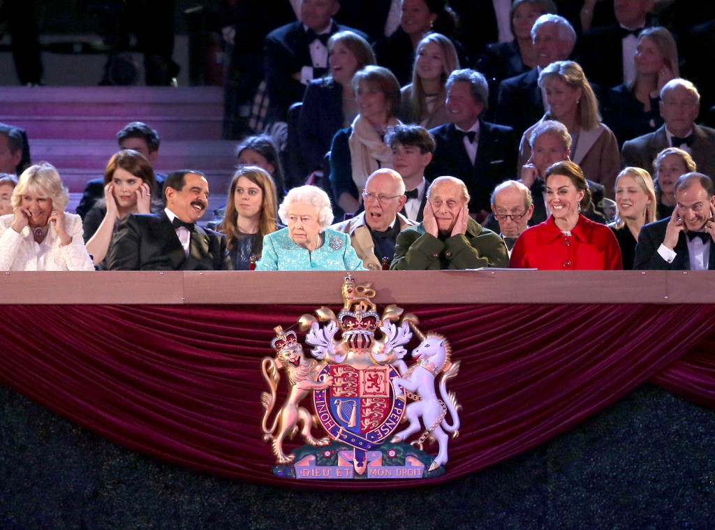 Queen Elizabeth II, Kate Middleton, Queen's 90th birthday celebrations