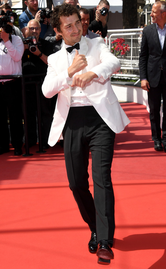 Shia LaBeouf, Cannes 2016