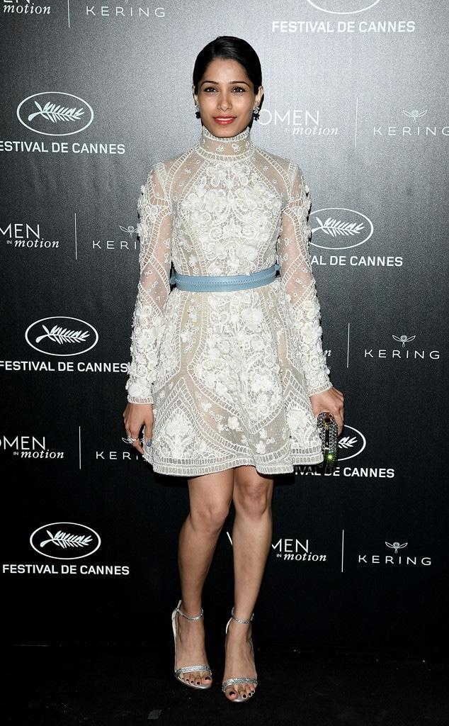 Freida Pinto, Cannes 2016