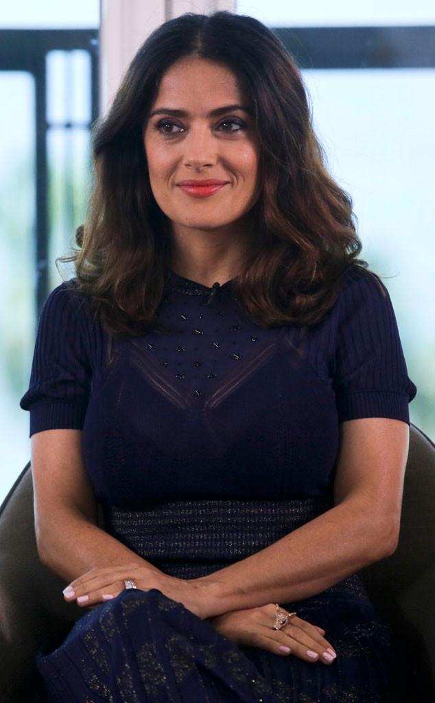 Salma Hayek, Cannes 2016