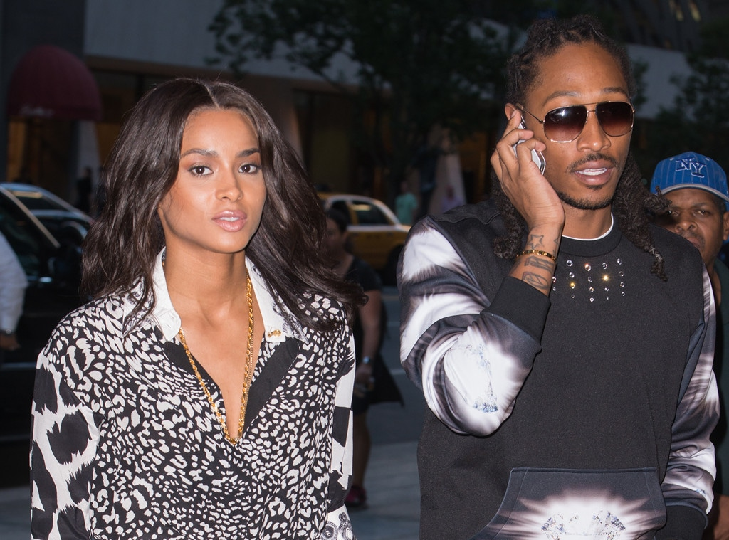 is ciara dating future