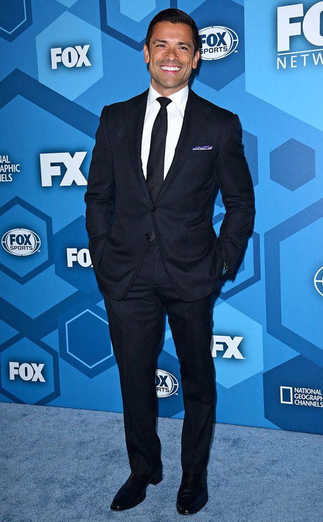 Mark Consuelos, Upfronts