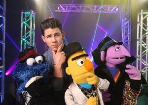 Nick Jonas, Sesame Street