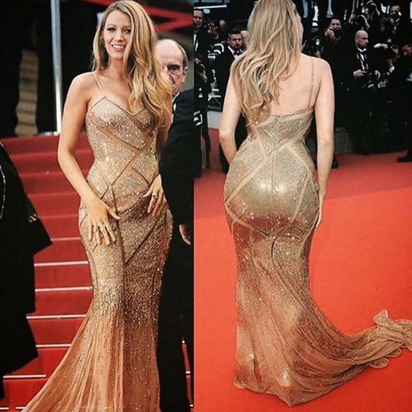 Blake Lively, Cannes 2016 Instagram