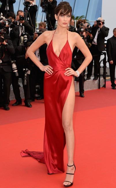 Bella Hadid, Cannes, 2016