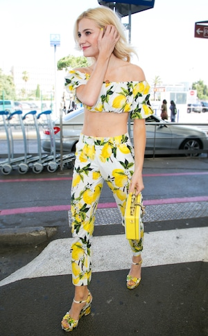 ESC: Lemonade Inspired Fashion, Pixie Lott