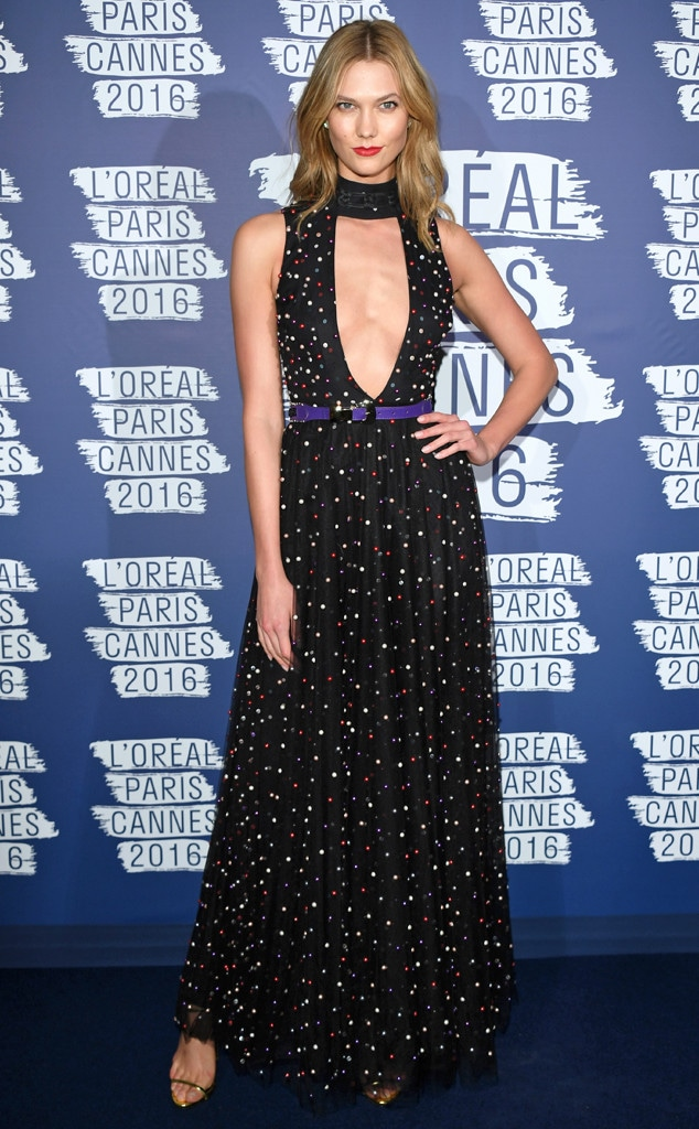 ESC: Karlie Kloss, Cannes 2016, Do's and Dont's