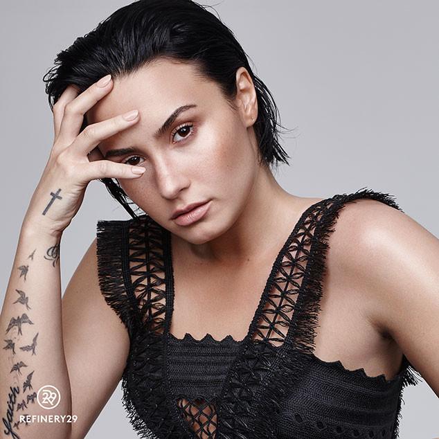 Demi Lovato, Refinery 29