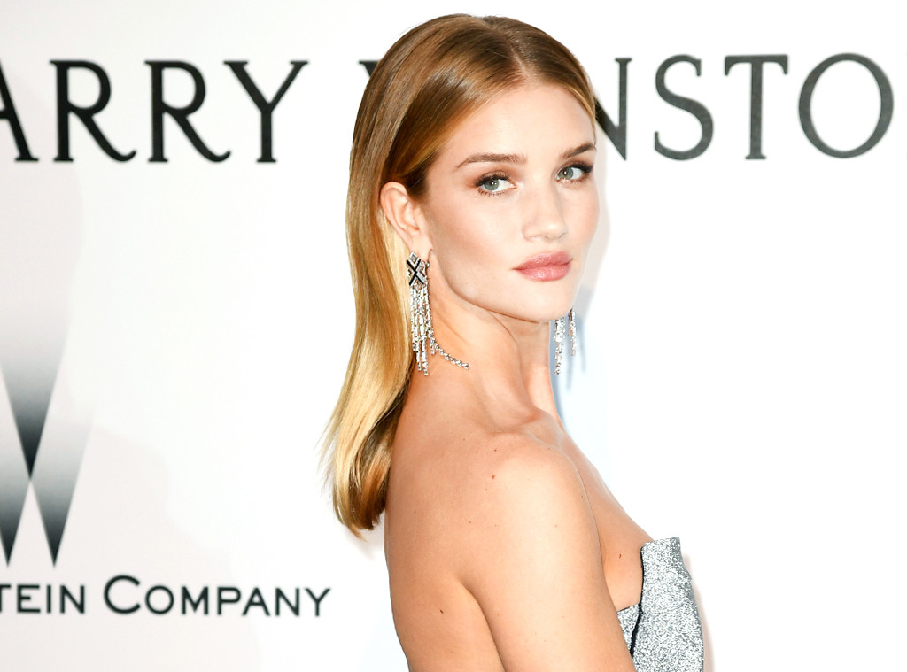 ESC: Sleek Hair, Rosie Huntington-Whiteley