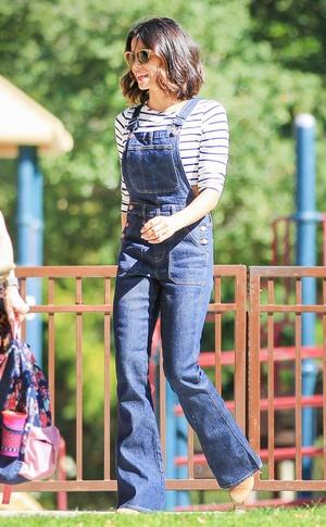 ESC: Overalls, Jenna Dewan