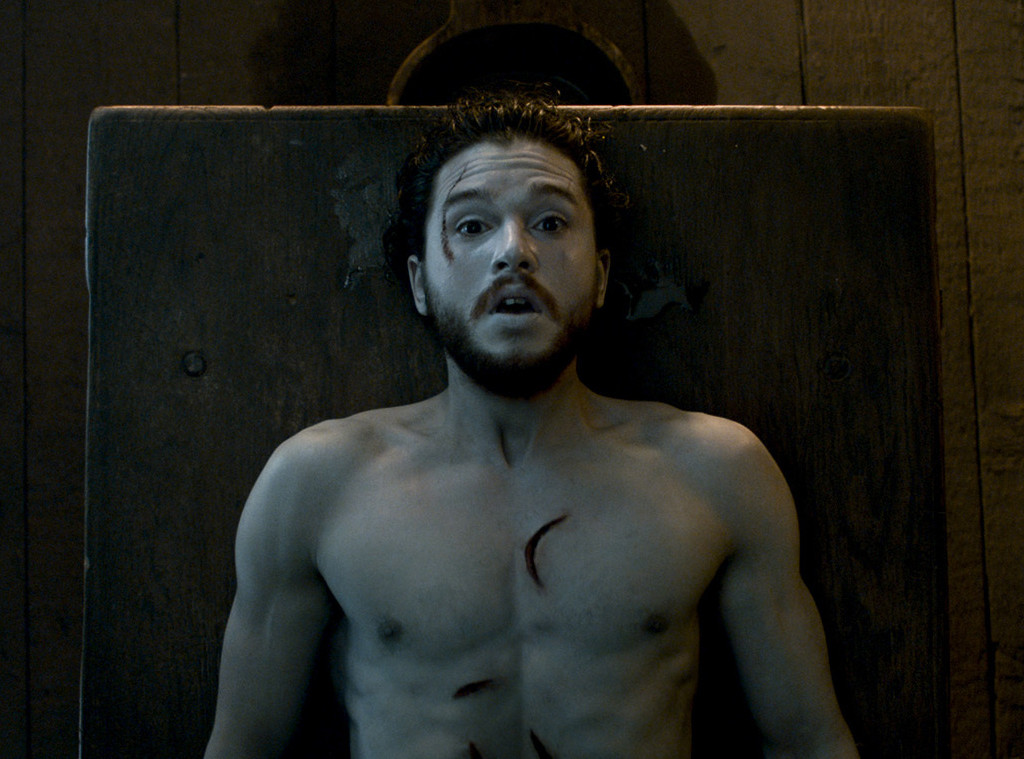 Game of Thrones, Jon Snow, Kit Harington