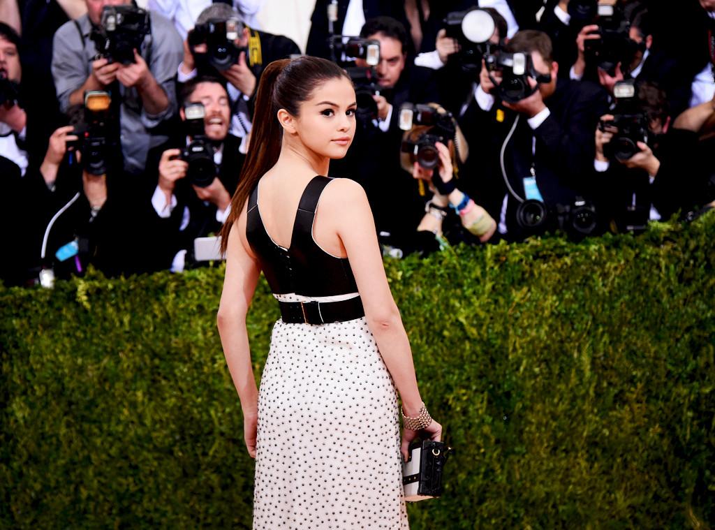 ESC: Met Gala 2016, Selena Gomez