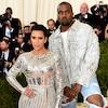 Kanye West, Kim Kardashian, MET Gala 2016, Arrivals, Couples