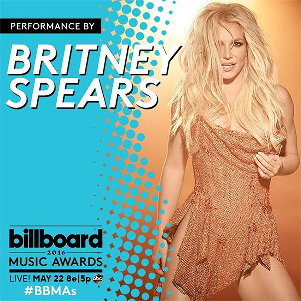 Britney Spears, Billboard Music Awards