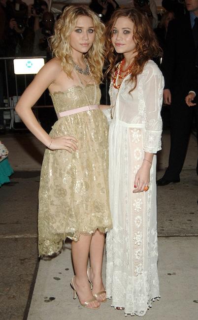 Ashley Olsen, Mary Kate Olsen, First Met Gala