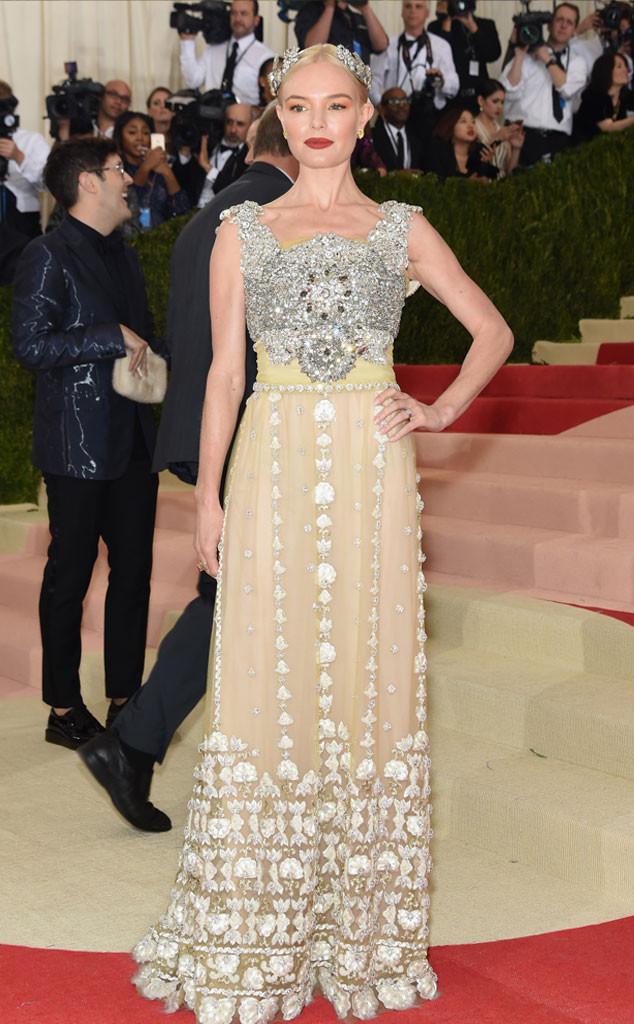 Kate Bosworth, MET Gala 2016, Arrivals