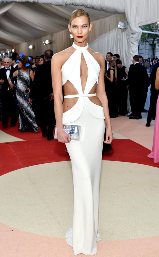 Karlie Kloss, MET Gala 2016, Arrivals