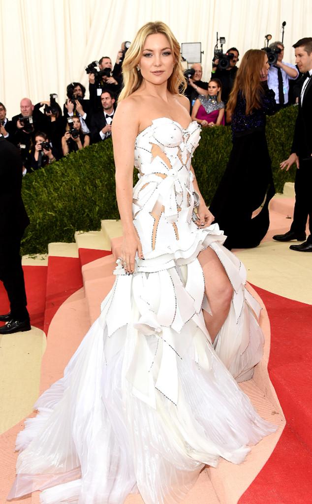Kate Hudson, MET Gala 2016, Arrivals