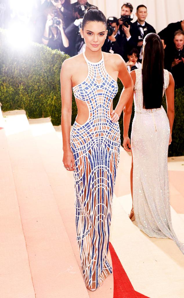 Kendall Jenner, MET Gala 2016, Candids