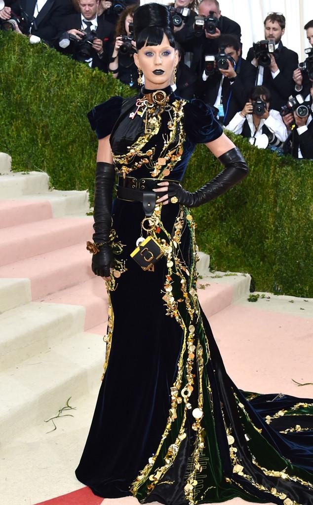 Katy Perry, MET Gala 2016, Arrivals