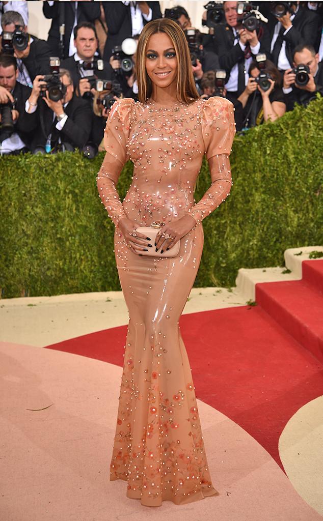 Beyonce, MET Gala 2016, Arrivals