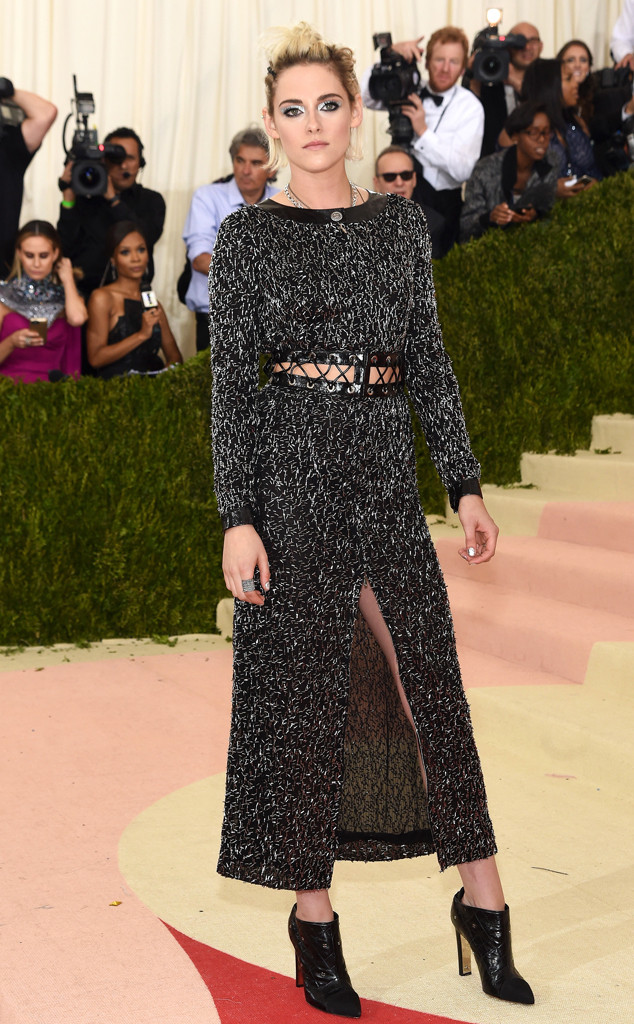 Kristen Stewart, MET Gala 2016, Arrivals