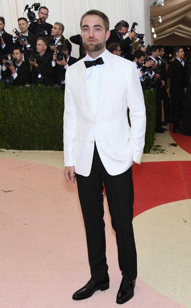 Robert Pattinson, MET Gala 2016, Arrivals